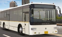 Ashok Leyland receives order for 2,200 buses.