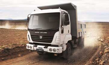 Ashok Leyland sales slump 30 per cent to 7083 units