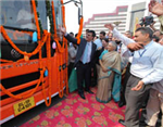 Ashok Leyland to supply 700 CNG buses to Delhi