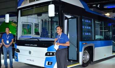 Ashok Leyland unveils four next gen tech products