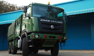 Ashok Leyland wins defence contracts worth Rs 800 crore