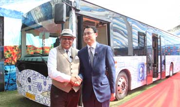 BK Modi enters electric vehicles industry with e-bus