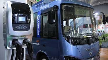 BUSWORLD INDIA 2018: Olectra Greentech launches luxury electric bus eBuzz K6 LuXe