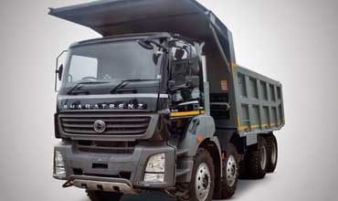 BharatBenz debuts at Excon exhibition 2015