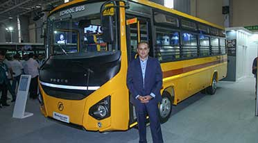 BUSWORLD INDIA 2018: Force Motors launches 33/41-seater monocoque buses