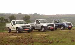 D-Max conquers Indian terrain with top mileage