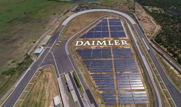 Daimler India Commercial Vehicles expands solar power facilities