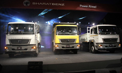 Daimler India crosses sale of 10,000 trucks