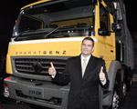 Daimler India launches 4 new BharatBenz models