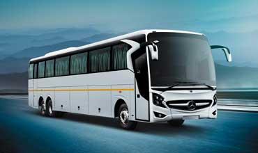 Daimler launches Mercedez-Benz SHD 2436: Super High Deck coach