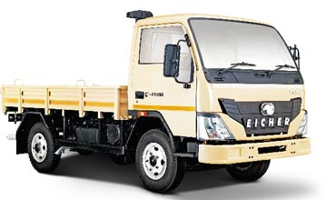 Eicher Trucks & Buses forays into sub 5T category with Eicher Pro 1049