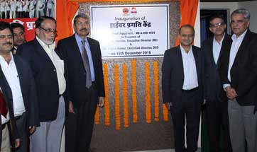 Eicher Trucks and Buses, IOCL  tie up for driver welfare