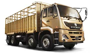 Eicher launches Pro 6000 series Heavy-Duty trucks