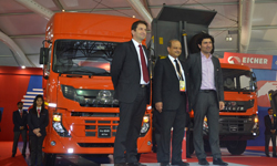 Eicher launches Pro series trucks