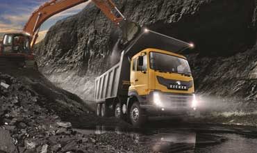 Eicher redefines levels of productivity in mining and construction