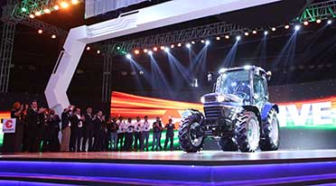 Escorts launches India's 1st automated concept tractor at Esclusive 2018