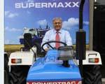 Escorts limited unveils 'Jai Kisan'  tractors