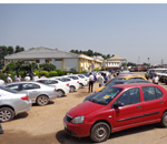 Exclusive car event at Shriram Automall, Manesar