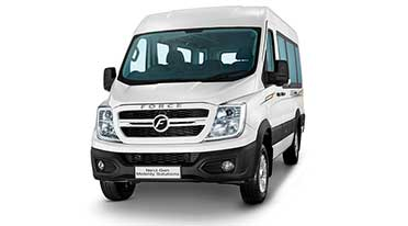 Force Motors Reveals Next Gen Shared Mobility platform – T1N