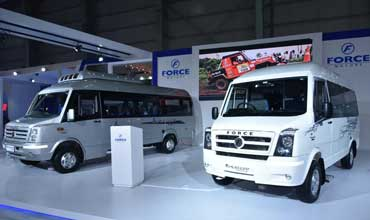 Force Motors unveils  Traveller in different avatars