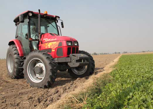 Future augers well for Indian tractor industry, says ICRA