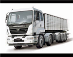 India's first 37-tonne haulage truck