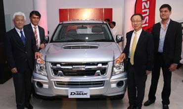 Isuzu Motors D-Max, MU-7 drive into vibrant Gujarat