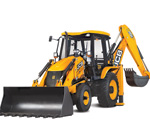 JCB launches new 3DX backhoe loader