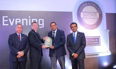 JD Power Award for New Holland Agriculture