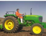 John Deere India introduces 60hp tractor