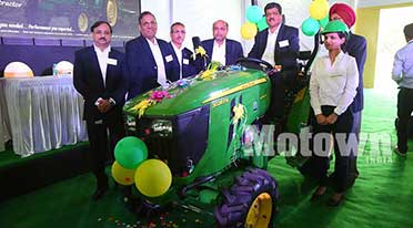 John Deere celebrates 20 years in India with new tractor launch