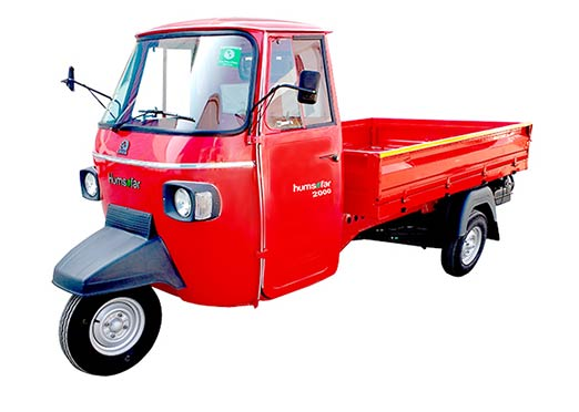 Lohia Auto launches Humsafar cargo and passenger vehicles