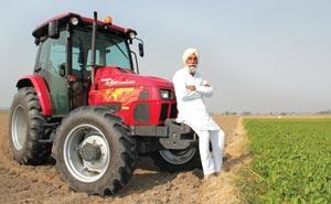 Mahindra Arjun 8085