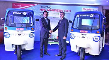 Mahindra Electric, SmartE enter into strategic partnership