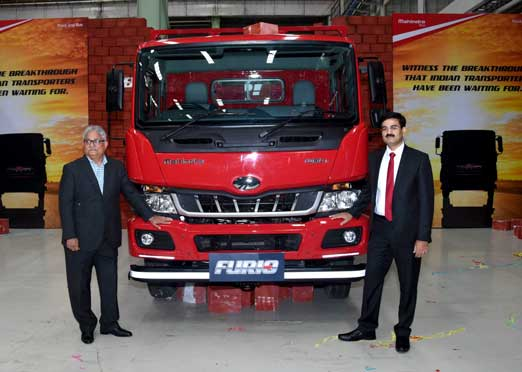 Mahindra Furio line of trucks launched, enters ICV segment