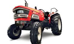 Mahindra & Mahindra CRDe tractor, an India first