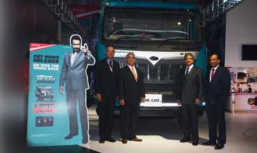 Mahindra Trucks–New Blazo series of HCVs