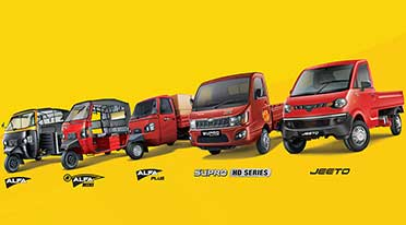Mahindra delivers 400 small commercial vehicles in single day