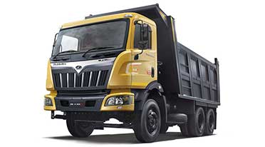 Mahindra introduces Blazo X range of HCV trucks