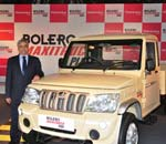Mahindra launches Bolero Maxi Truck Plus