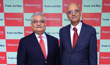 Mahindra launches Delhi-Mumbai Service Corridor for truck & bus business