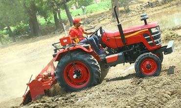 Mahindra launches Yuvo tractor in 30-45 HP range for Rs 5.35 lakh