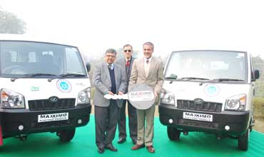 Mahindra launches electric vehicle project under NEMMP 2020