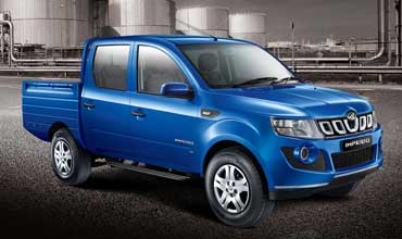 Mahindra launches premium pick up Imperio for Rs 6.25 lakh