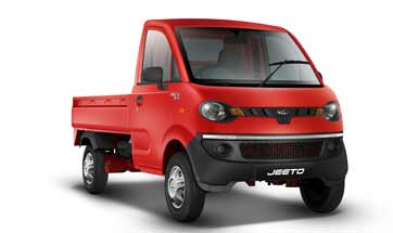 Mahindra mini truck Jeeto celebrates 2nd anniversary