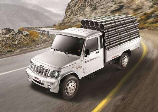Mahindra offers industry-first guarantees on Bolero Pik-Up range