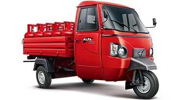 Mahindra rolls out BS6 variants of 3-wheeler Alfa