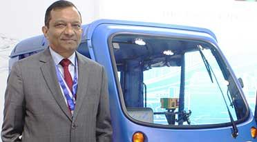 Mahindra showcases Treo electric three-wheeler range at MOVE 2018