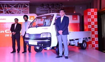 Maruti Suzuki commences sale of LCV Super Carry in Gujarat
