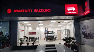 Maruti Suzuki unveils its 250th commercial showroom